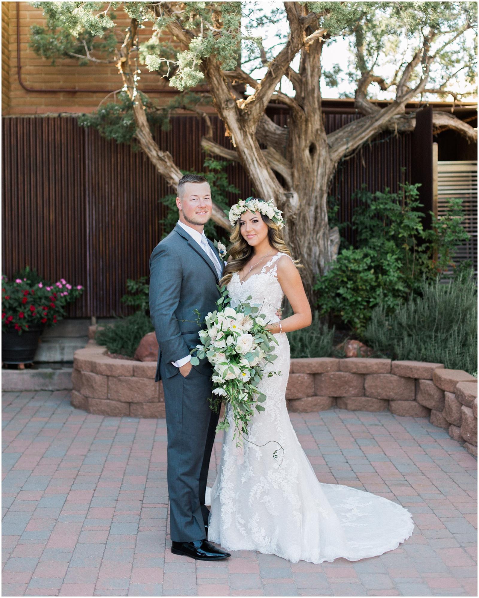 AGAVE OF SEDONA WEDDING – GRACE & NATHAN