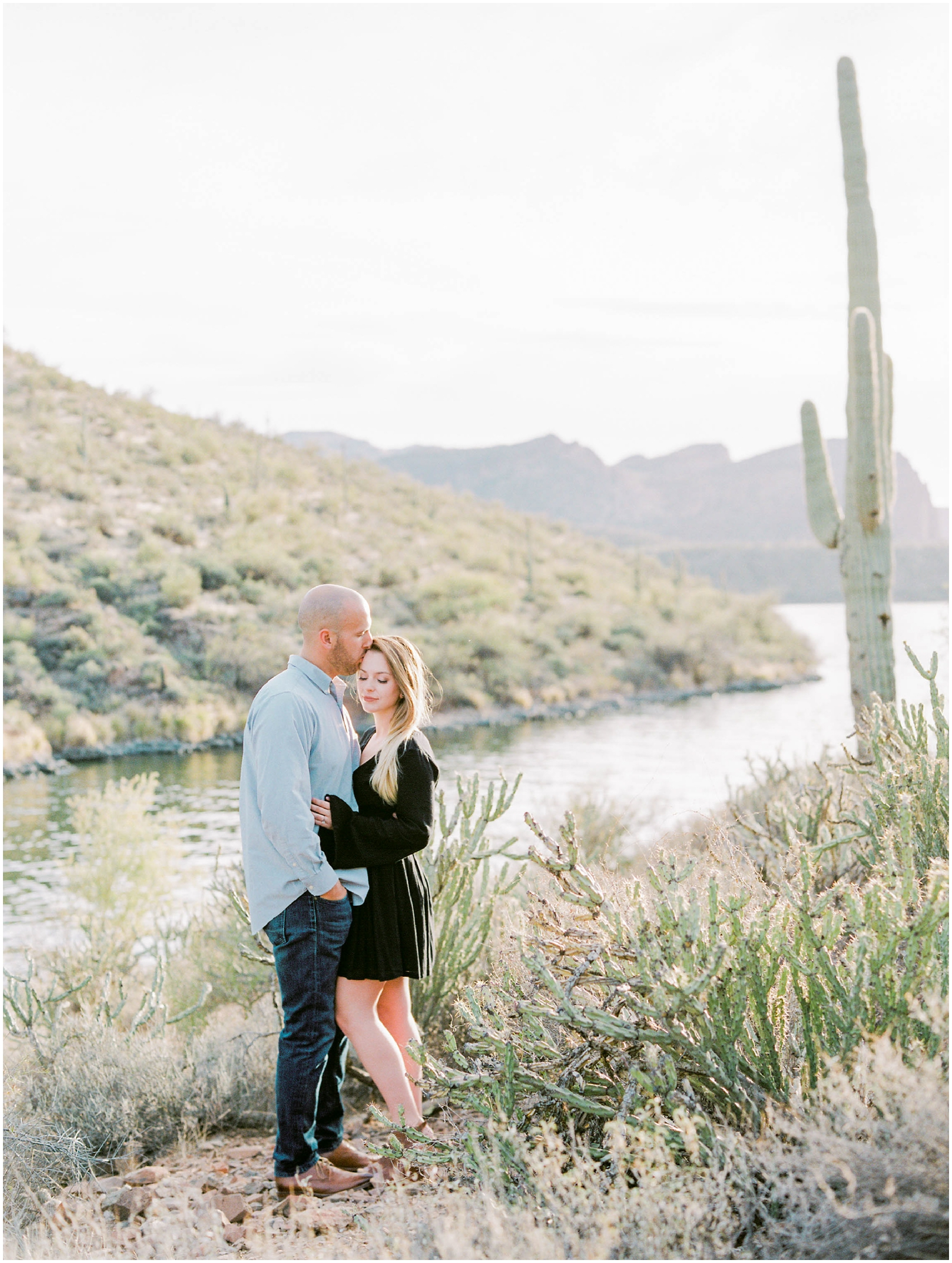 SAGUARO LAKE ENGAGEMENT – KATIE & RYAN