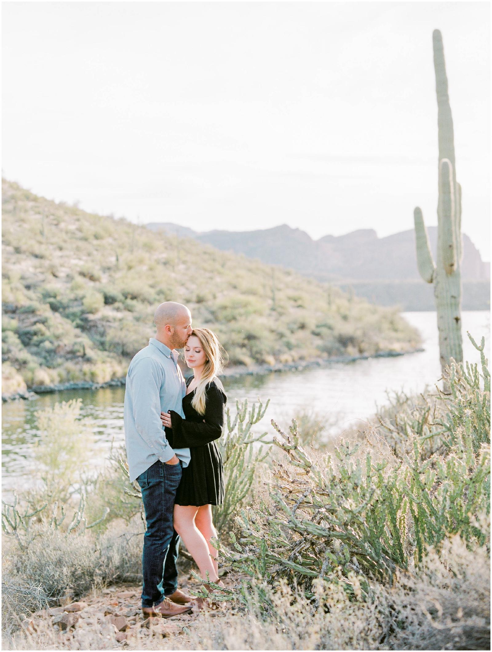 SAGUARO LAKE ENGAGEMENT – KATIE & RYAN