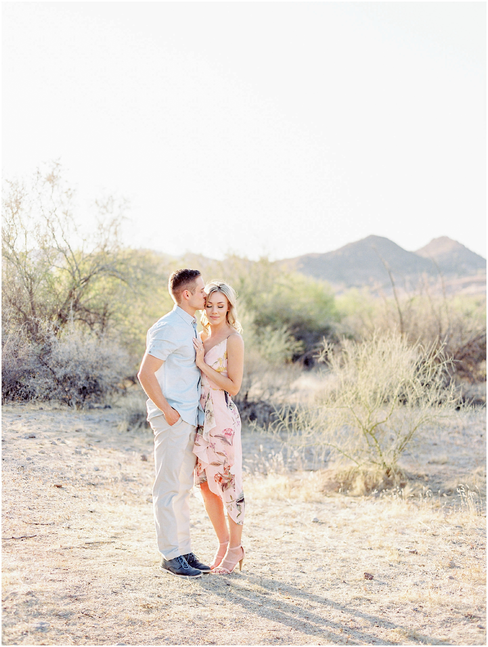 SUPERSTITION MOUNTAIN ENGAGEMENT – KRISTIN & ZACH