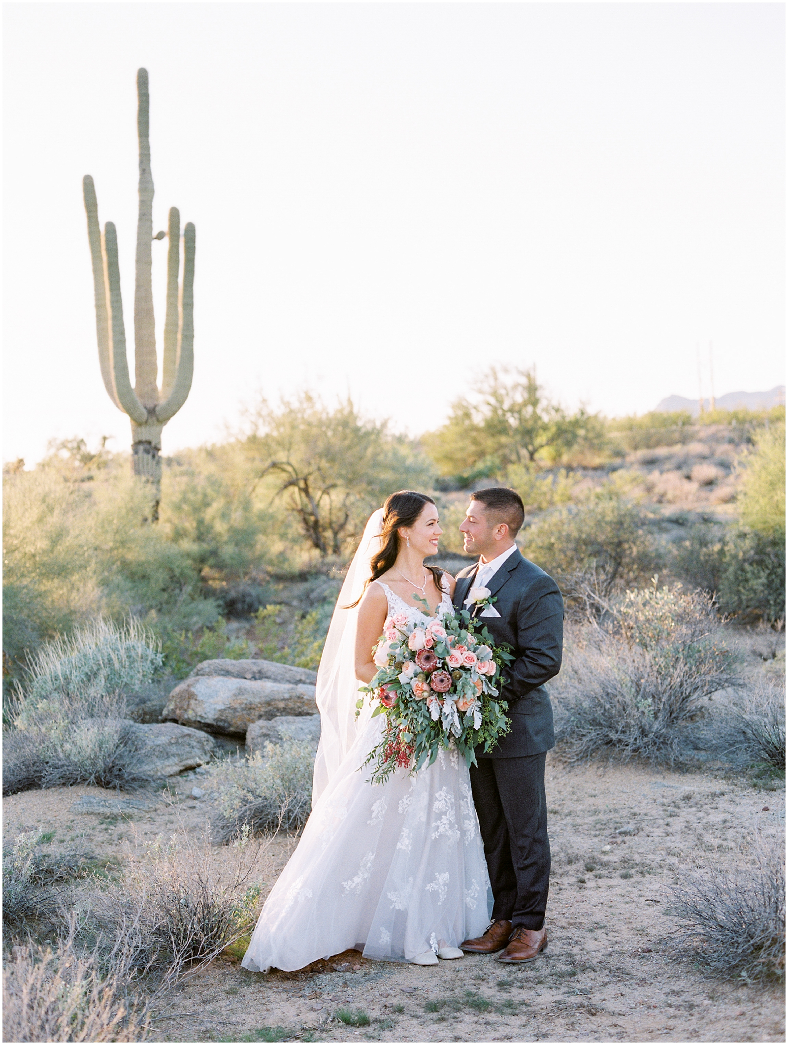 MECAH + MATT PASEO WEDDING