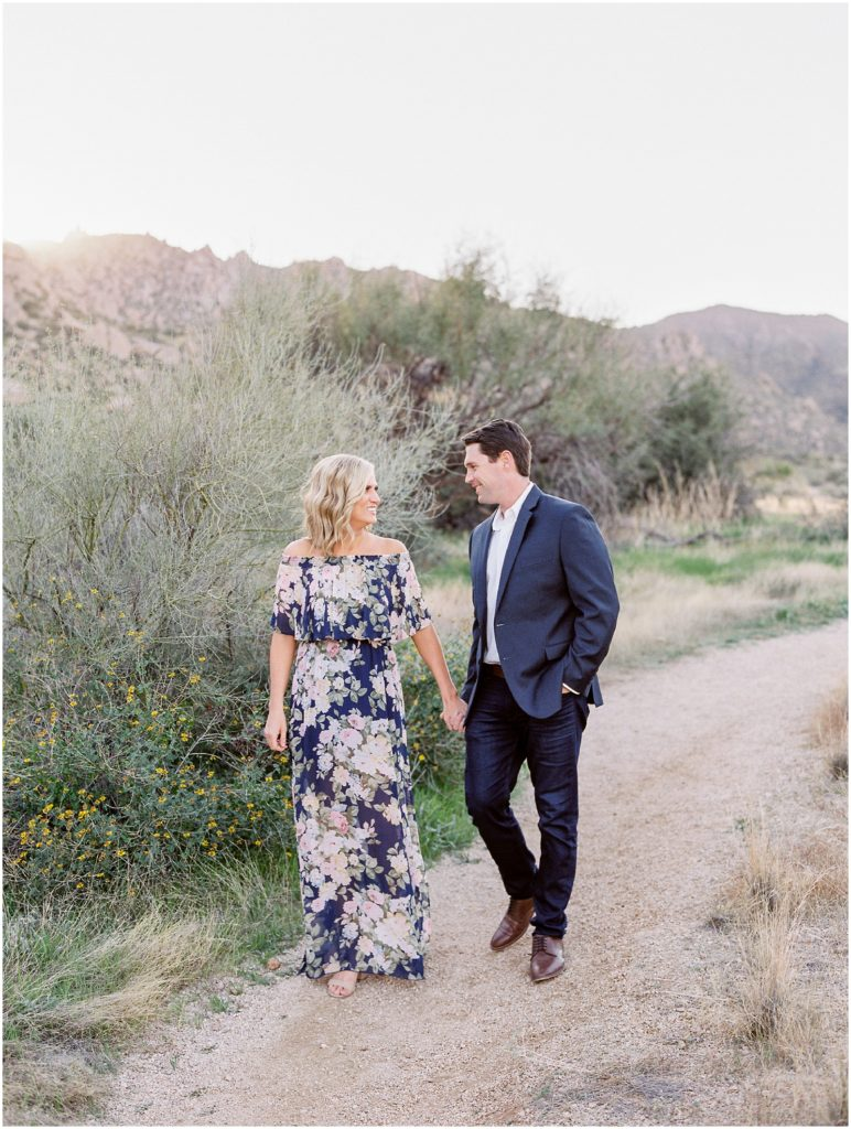 Desert Engagement – Chelsea & Thomas