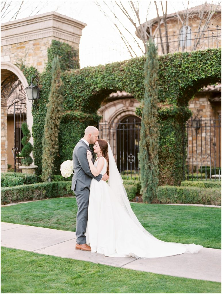 Katie & Ryan Villa Sienna Wedding
