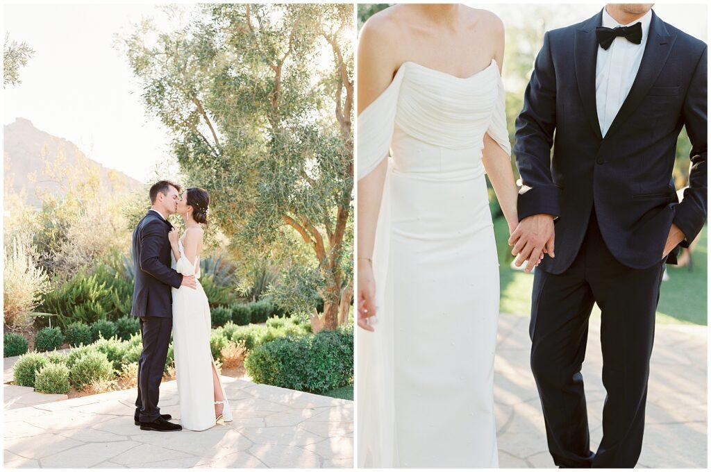 Tasha Brady Photography  El Chorro Elopement Wedding in Arizona