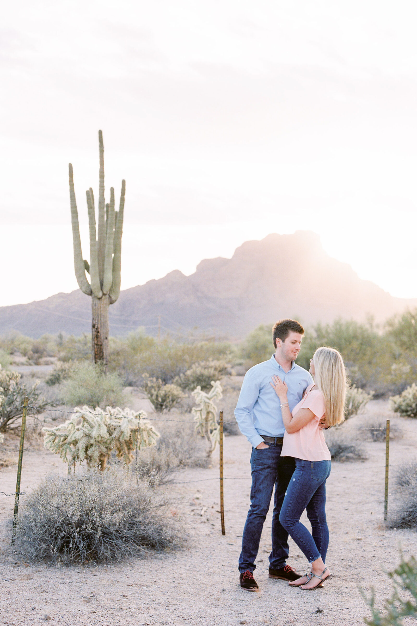 RED MOUNTAIN ENGAGEMENT – JORDAN & SEAN